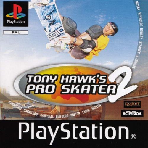Episode 99: Tony Hawk's Pro Skater 2
