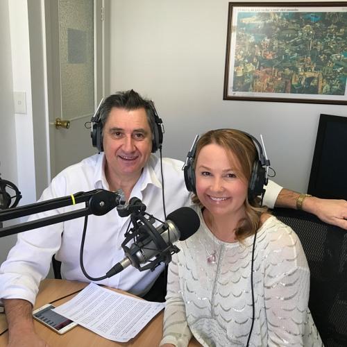 Natalie Roberts-Mazzeo Radio Interview