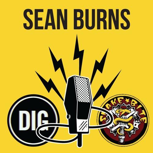 Sean Burns DIG BMX X SNAKEBITE Podcast
