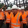 02.09.17 - SM - NEWS - O prefeito Zenaldo Coutinho (centro) falou da importância do prolongamento.