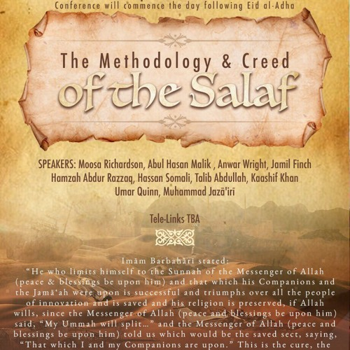 Methodology of the Salaf in Rectifying the Society