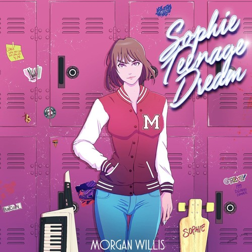 She's not real ( SOPHIE TEENAGE DREAM Album )
