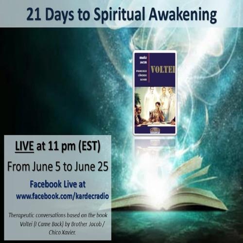 21 Days to Spiritual Awakening