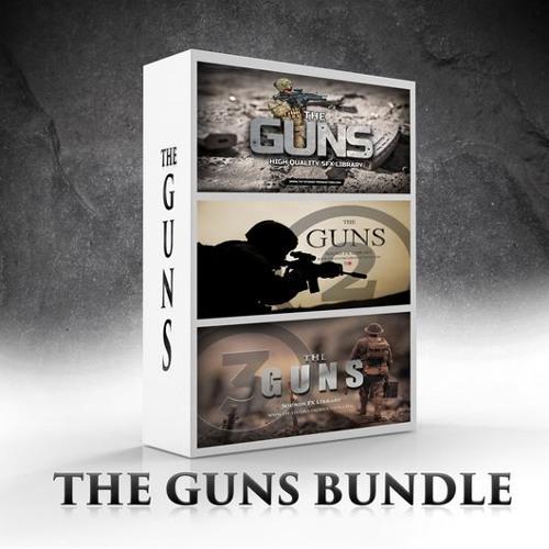 THE GUNS 1-2-3
