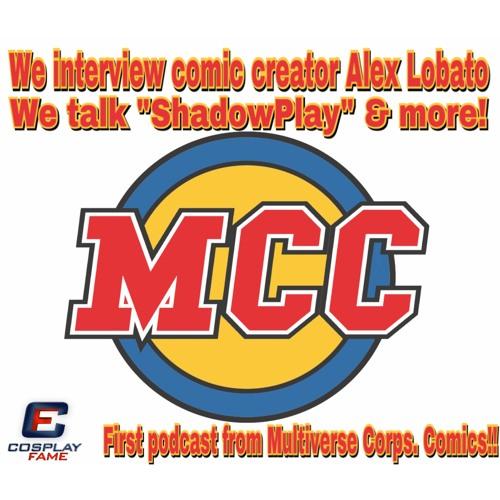 "Talking ""Shadow Play"" at Multiverse Corps. Comics"