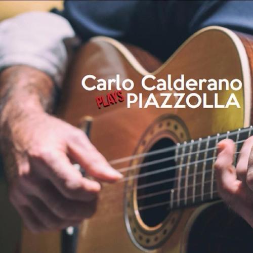 Tango Final - estratto dal CD CARLO CALDERANO PLAYS PIAZZOLLA
