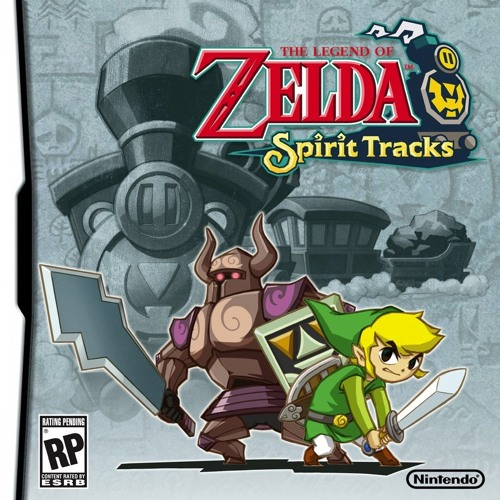 The Legend of Zelda: Spirit Tracks - Opening 2017