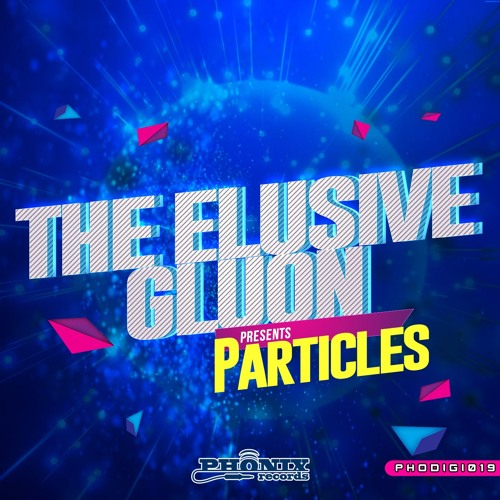 The Elusive Gluon - Particles EP
