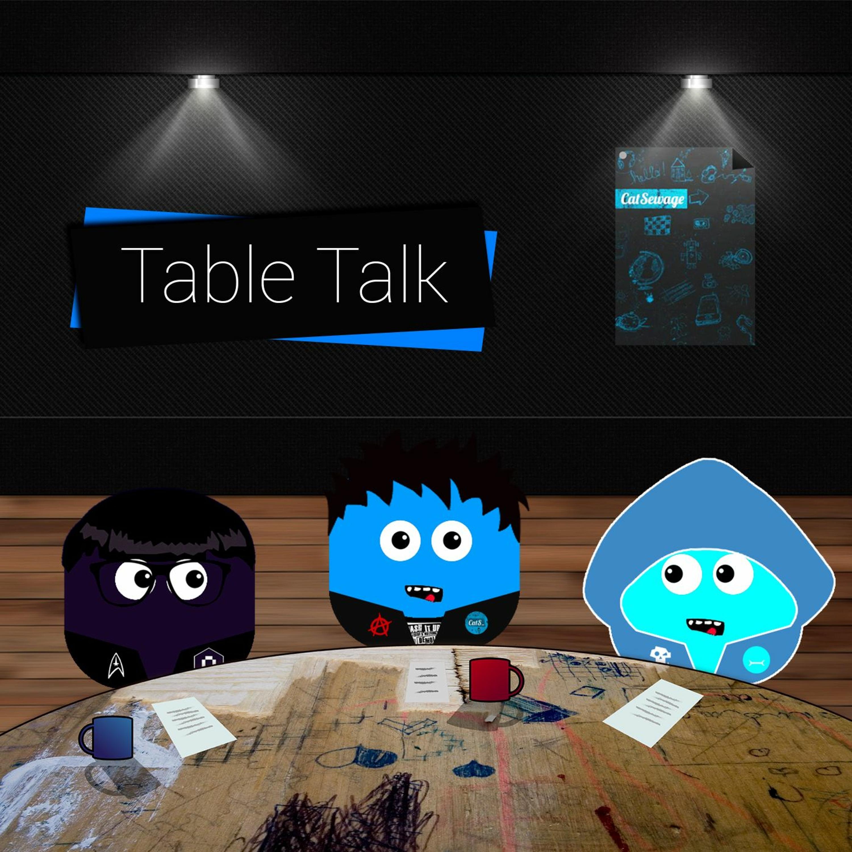 Table Talk Podcast - 01   CANANADA