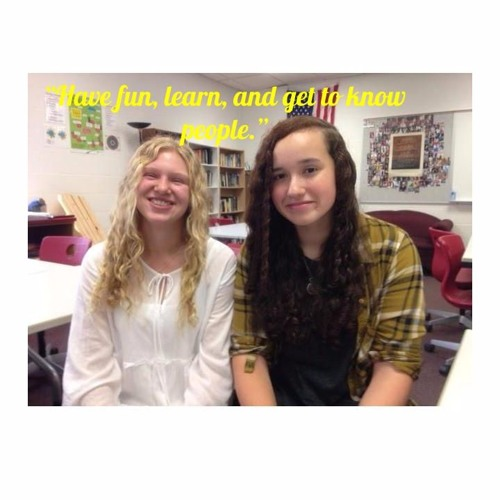 Episode 110--To Be a Freshman, Chailyn & Kailey