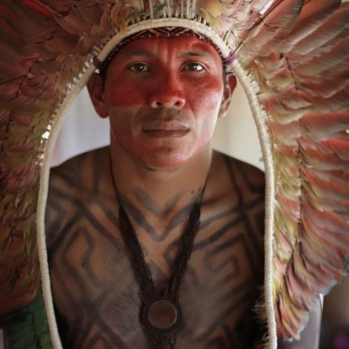 Huni Kuin Igarapé de Caucho