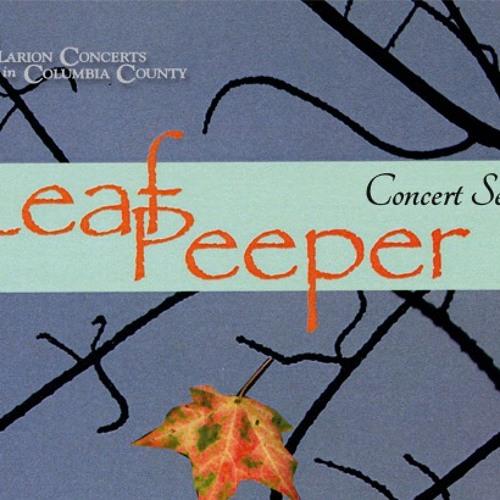 Leaf Peepers Radio Clip