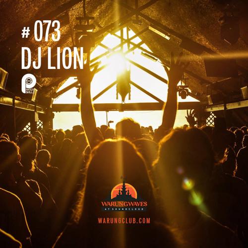 DJ LION @ Warung Waves #073