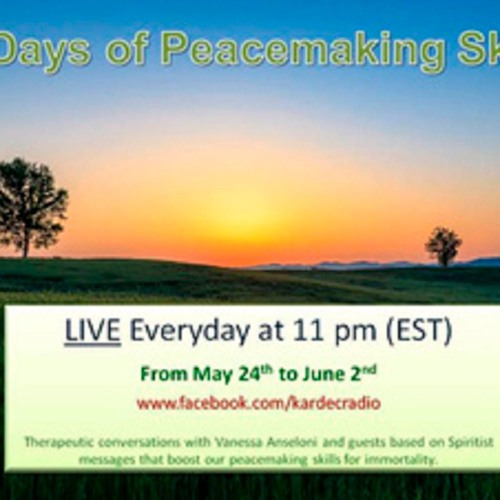 10 Days of Peacemaking Skills