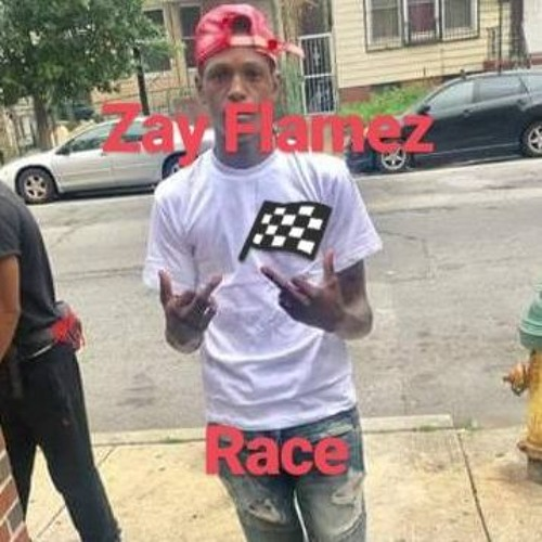 Zay Flames-The Race