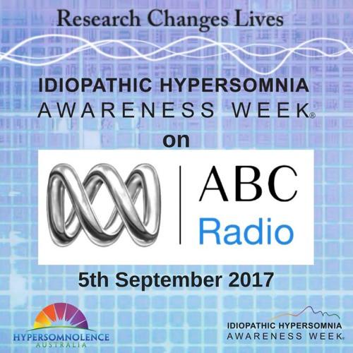 On Air Clip - Idiopathic Hypersomnia ABC Radio.MP3