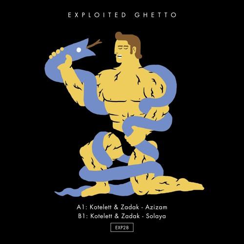 BBC Radio 1 B Traits Premiere: Kotelett & Zadak - Solaya | Exploited Ghetto