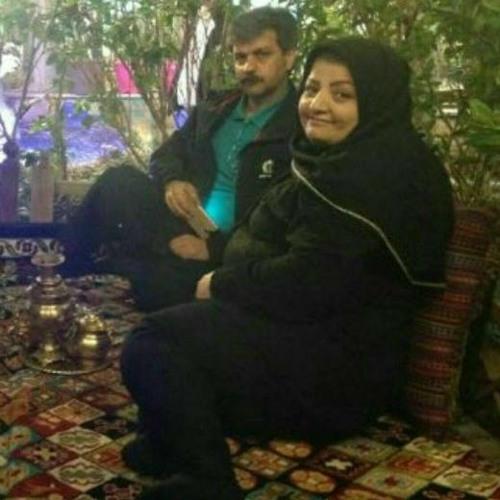 ربابه رضایی از وضعیت همسرش، رضا شهابی می گوید