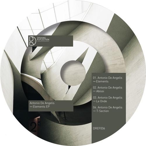 Antonio De Angelis - Elements EP