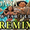 "Alessia Cara - How Far I'll Go REMIX 【Chili Cat Remix】  From ""Moana"""