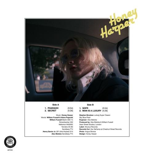 """Honey Harper - """"Secret"""""""