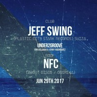 Jeff Swing @ Club 01 (Cerouno), Playa Del Carmen, Mexico