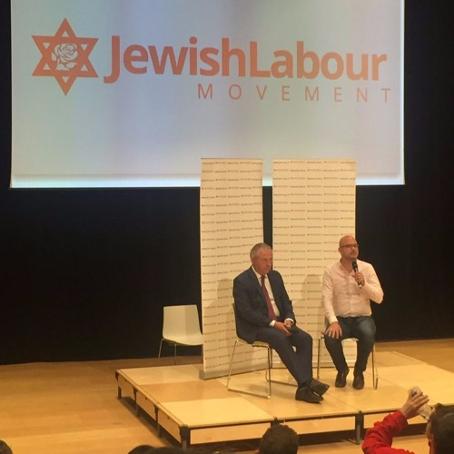 Antisemitism: Taking a Stand - John Mann MP in conversation with Richard Angell