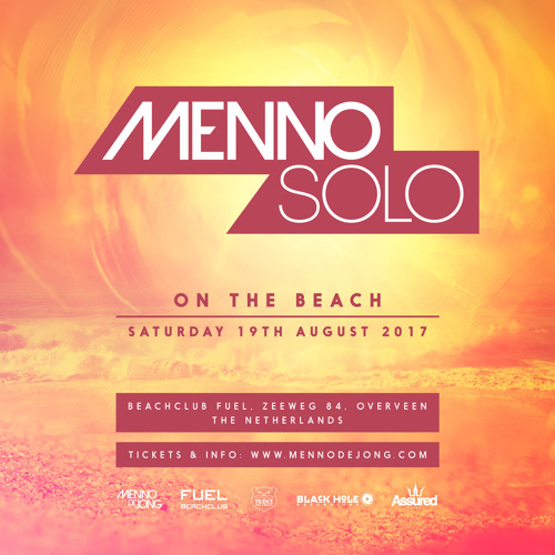 Menno Solo - On The Beach 2017, Bloemendaal aan Zee, August 19th 2017 - Part 1