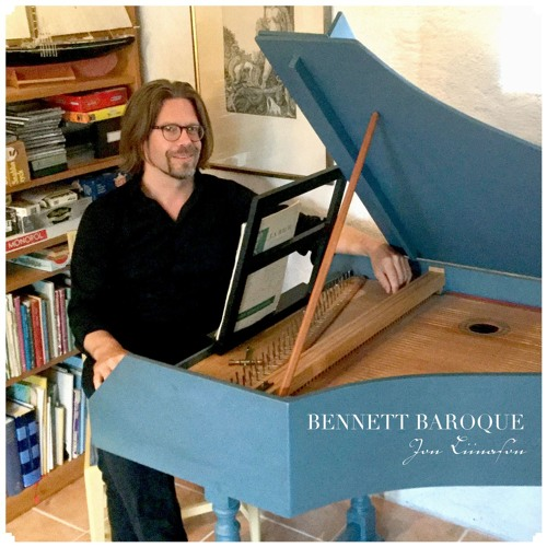 J. S. Bach - French Suite No 5 - G Major - Sarabande - BWV 816