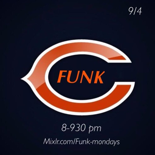 FUNKMONDAYS - C-Funk 9/4/17