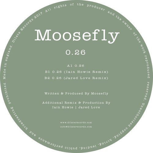 Moosefly - 0.26 (Iain Howie Remix)