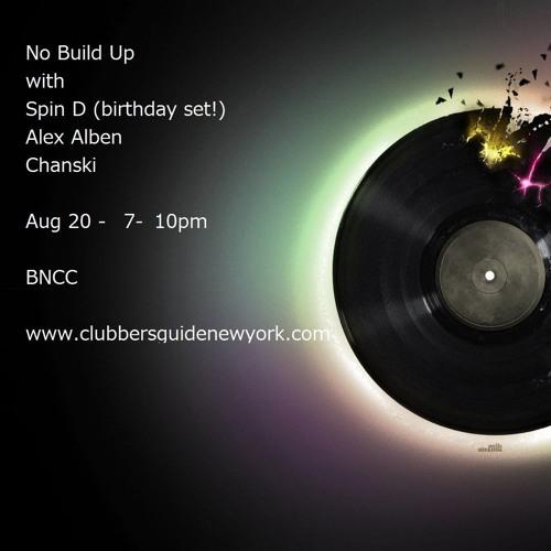 DJ Set @ BNCC 8/20/17
