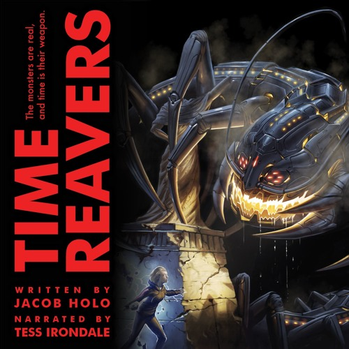 Time Reavers Excerpt - Chapter 6 - The Mantis