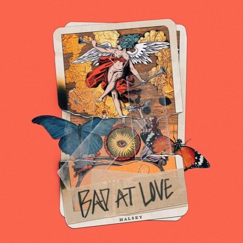 Download Halsey - Bad At Love (Stripped)