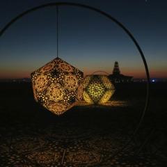 Burning Man 2017 Sunrise Set