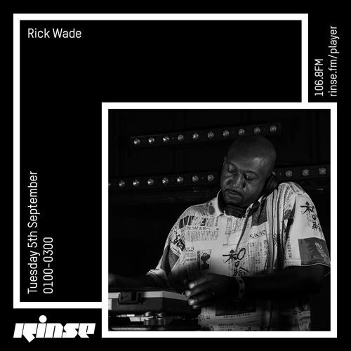 Rick Wade - 5th September 2017