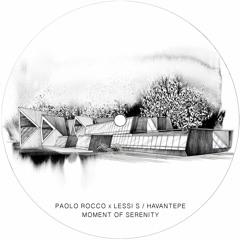 Premiere : Havantepe - Passing by (Roger Gerressen Remix) (BERGAMON06)