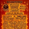 Kings of the Rollers ft. Inja LIVE - Boomtown Fair 2017 (Wrong Side of the Tracks)