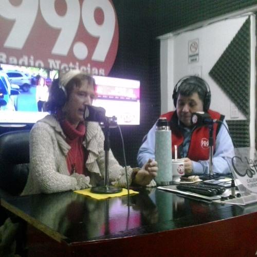 Radio Noticias Entrevista Carlos Bron Flavia Carrion 2017