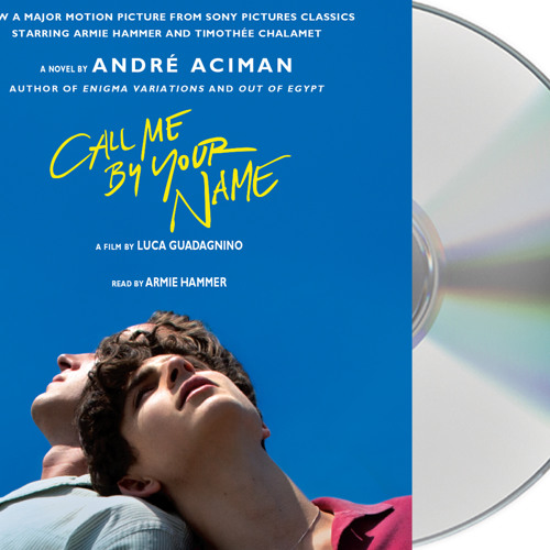 Armie Hammer reads 'Call Me By Your Name' audiobook