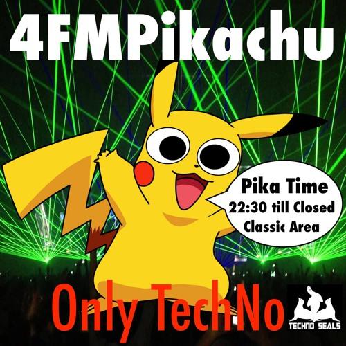 4FMPikachu-Pika Time 22:30 till Closed- Classic Area