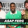 A$AP Ferg Freestyle With The LA Leakers | #Freestyle022