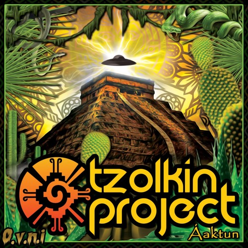 """Tzolkin Project - Áaktun - """"Out Now !"""""""