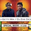 DJ GETTY MIX AND DJ ZOE DICE ZOUK AND KOMPA MIX 2K17