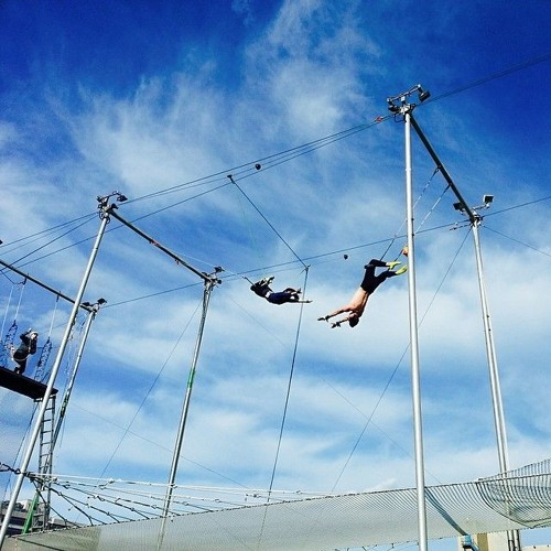 Illustrator Emily McDowell on what it means to be supportive; plus, trapeze lessons!