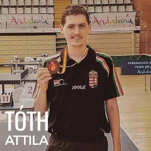 Történet a világbajnokról, aki legyőzte a rákot - interjú Tóth Attilával
