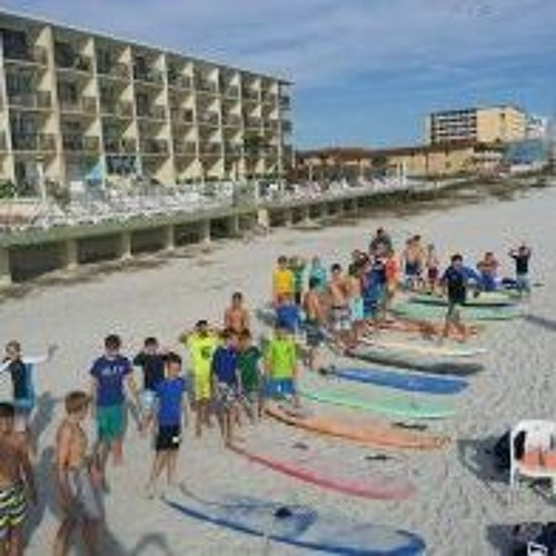 Are you planning to send your kid to a surfing camp?