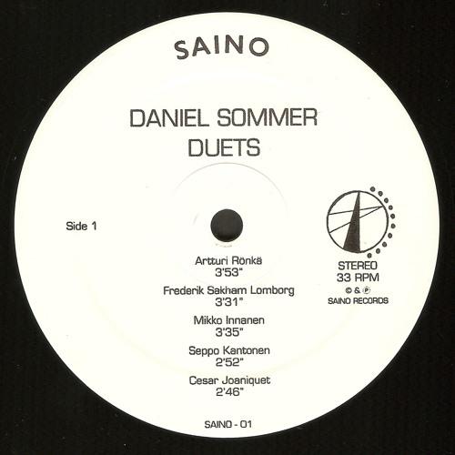 Daniel Sommer - Duets (SAINO - 01) Snippets