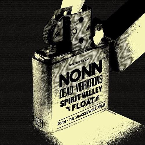 NONN - Shacklewell Arms Flexi Disc