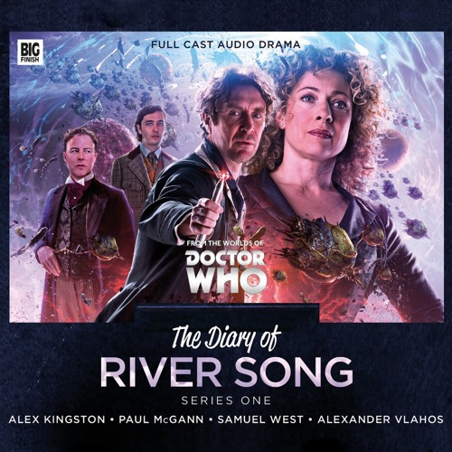 The Diary Of River Song - Series 1 (trailer)